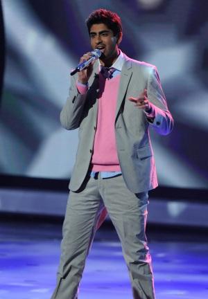 Anoop does disco on American Idol