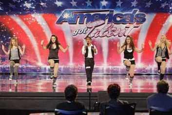 America's Got Talent Top 40 on NBC