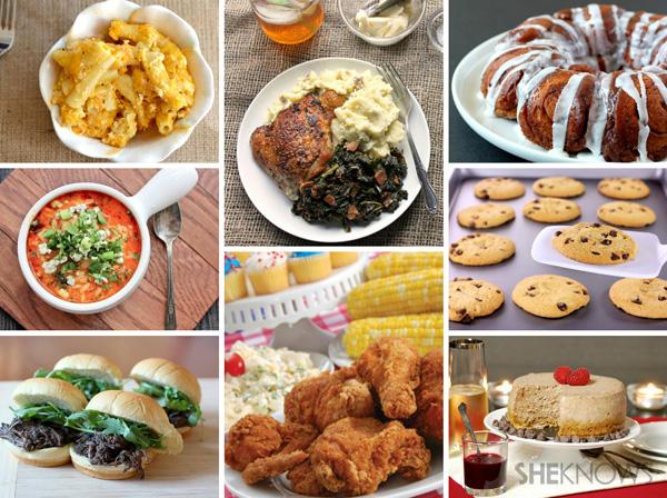 America's favorite comfort foods