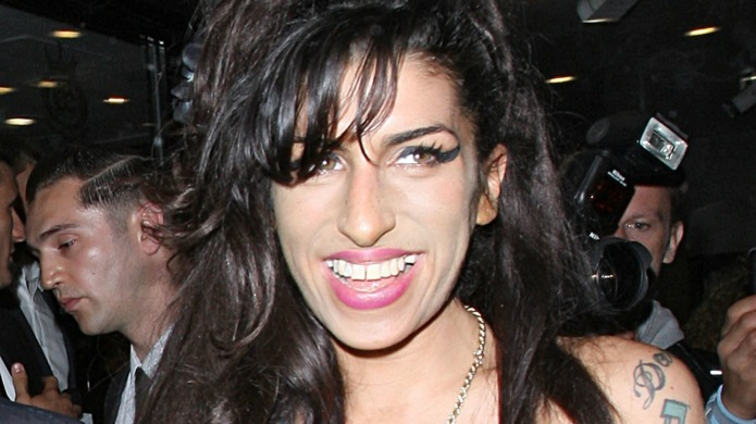 Amy Winehouse trailer has one quote