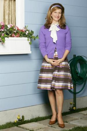 Ana Gasteyer as Sheila Shay on ABC's Suburgatory