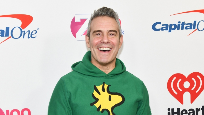 Andy Cohen attends Z100's Jingle Ball