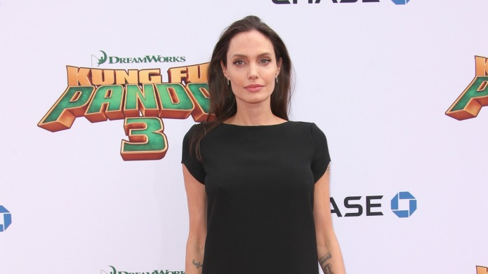 Angelina Jolie confesses she didn't want