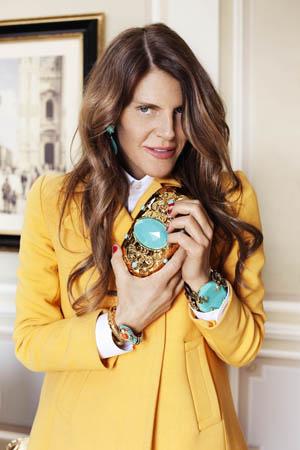 Anna Dello Russo accessories coming for H&M