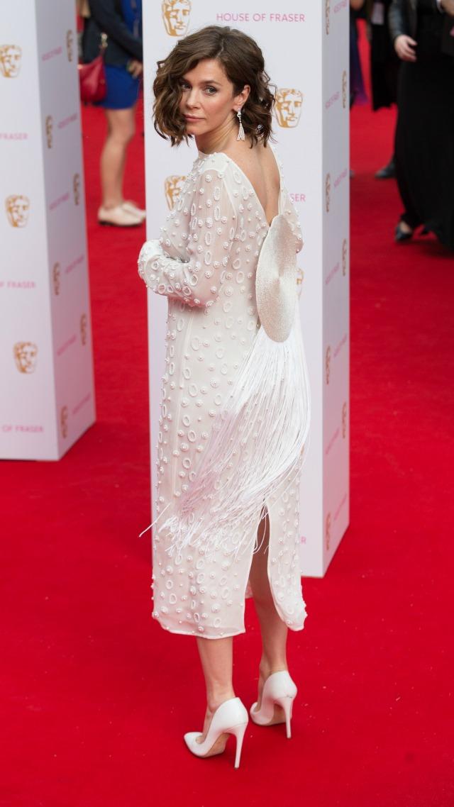 Anna Friel at the TV BAFTAS 2015