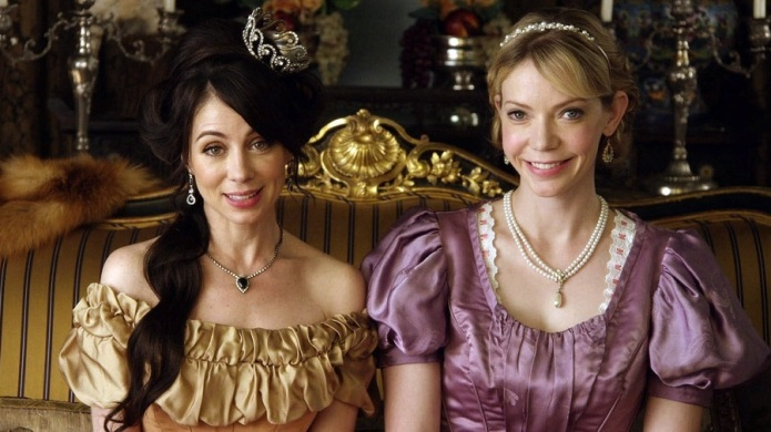 Another Period premieres strong with incest