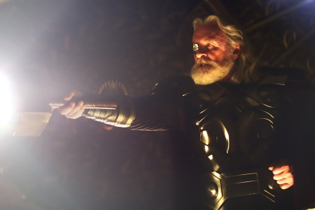 Anthony Hopkins in Thor