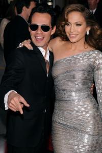 Marc Anthony and Jennifer Lopez