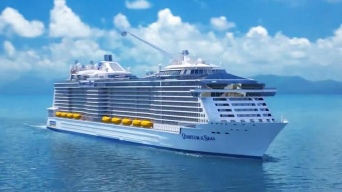 World's first smartship amps up tech