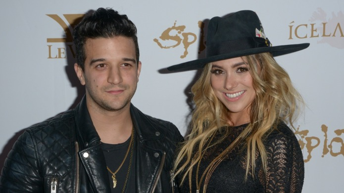 Mark Ballas' carnival-themed wedding was stunning
