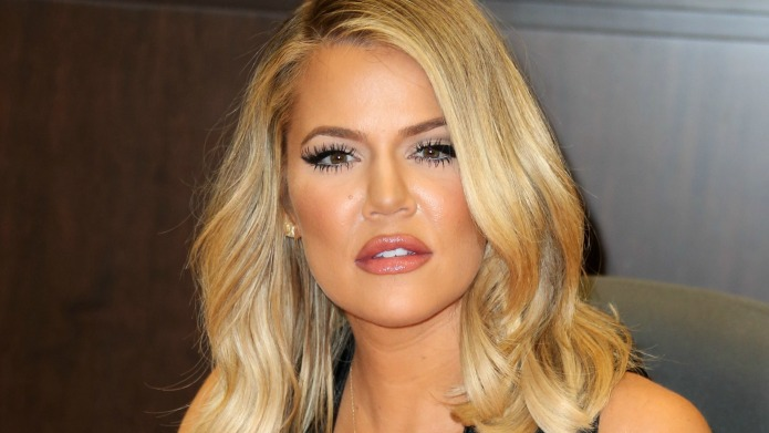 Khloé Kardashian reveals where she and