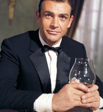 James Bond a beer drinker?