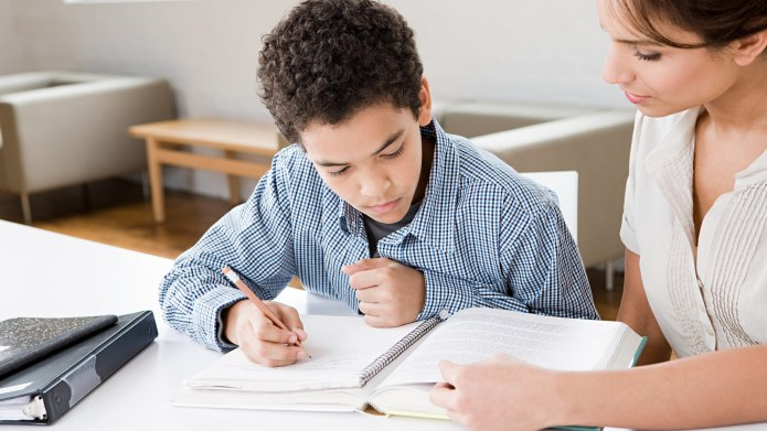 How to handle winter holiday homework