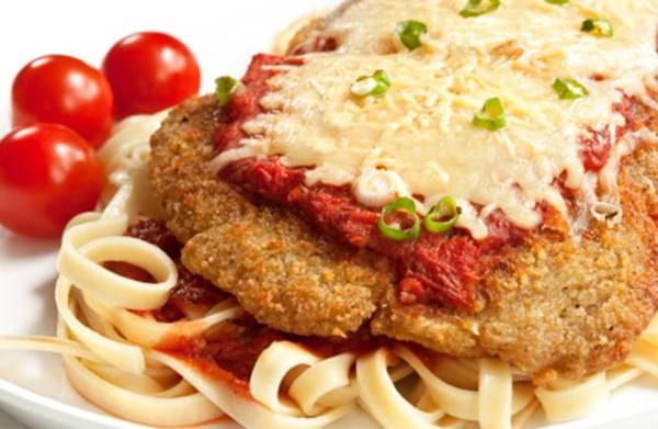 Tonight's Dinner: Chicken Parmesan