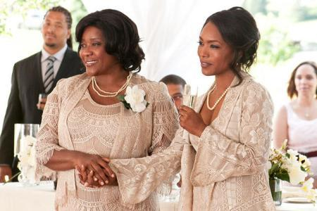 Angela Bassett and Loretta Devine are