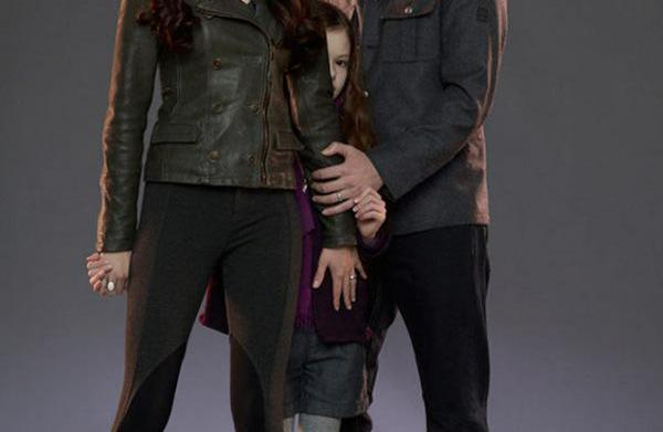 Twi-hards… meet Bella and Edward's baby