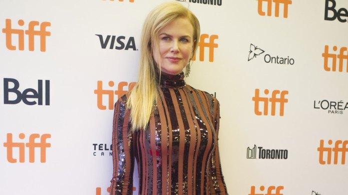 Nicole Kidman can hardly believe she