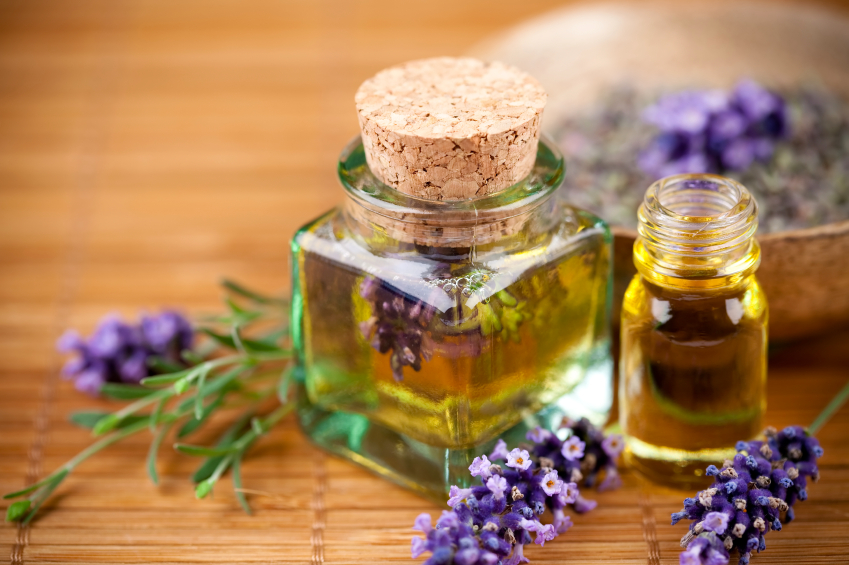 Aromatherapy in the home