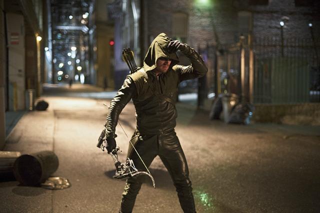 Arrow vs the Flash crossover