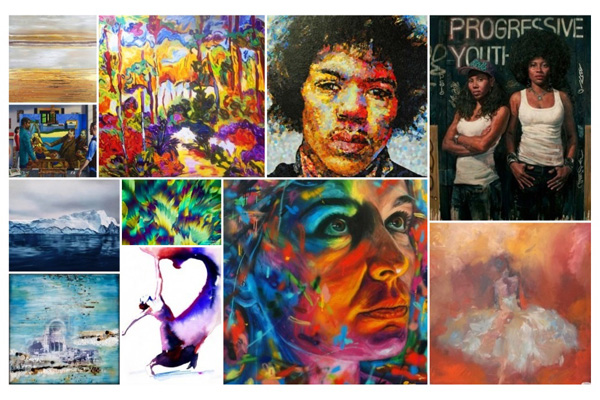 Art gallery for your home