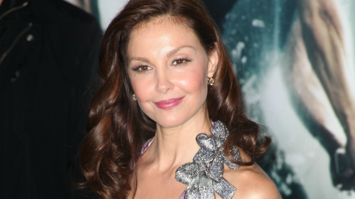 Ashley Judd opens up about violence