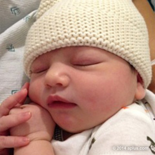 Ashton Kutcher baby game