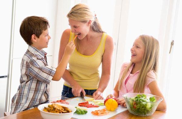 Mom's balancing act: How to take