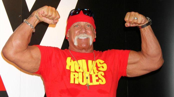 Hulk Hogan made a horribly offensive,