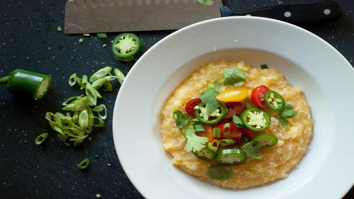 3 Easy ways to take polenta