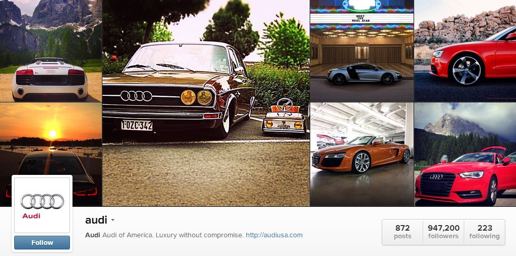 Audi's Instagram | Sheknows.ca
