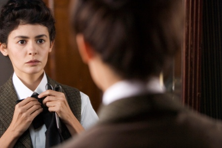 Audrey Tautou is Coco Chanel