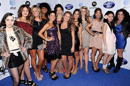 American Idol top 24 complete list