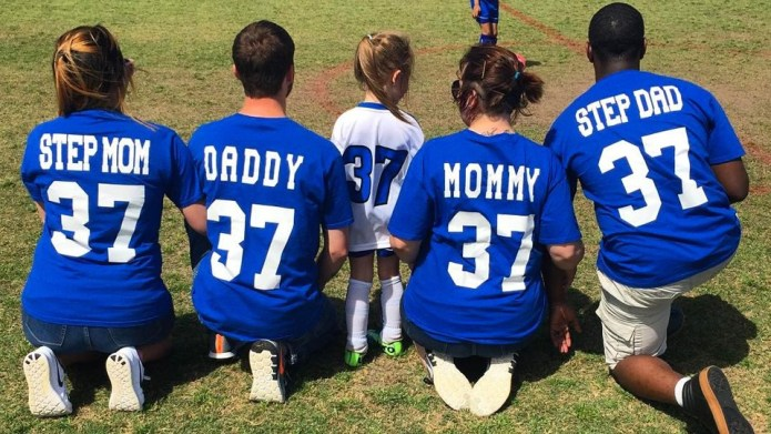 This Blended Soccer Family Is All