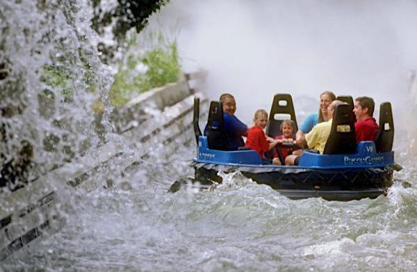 Busch Gardens – Williamsburg, Virginia