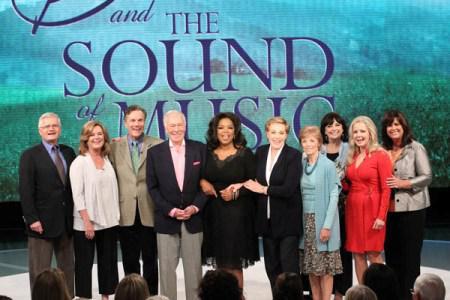 The Sound of Music cast reunites