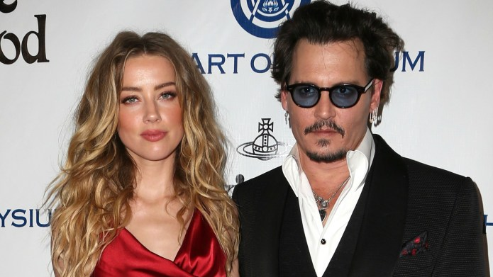 Johnny Depp's legal team goes out