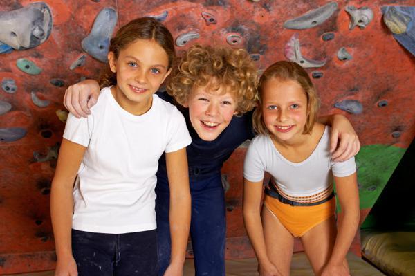 Family bonding: Trying something new, together