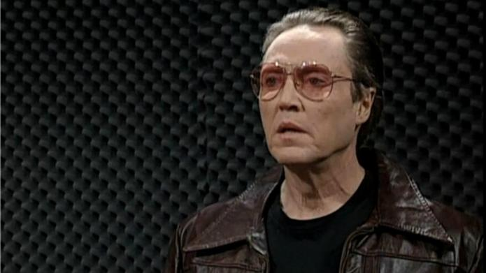 Christopher Walken to play Captain Hook:
