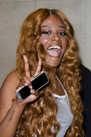 Azealia Banks believes that her and Kanye West are the same person