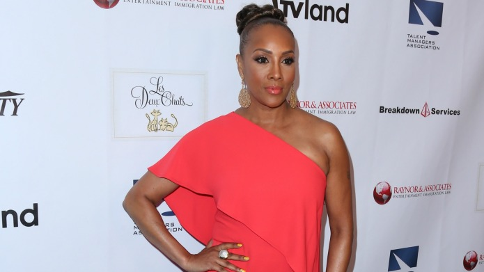 Vivica Fox's insinuation that 50 Cent