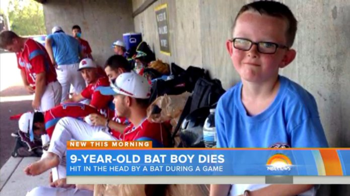 Batboy loses his life after tragic