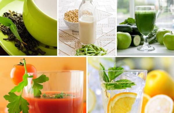 5 Healthiest drinks for your diet