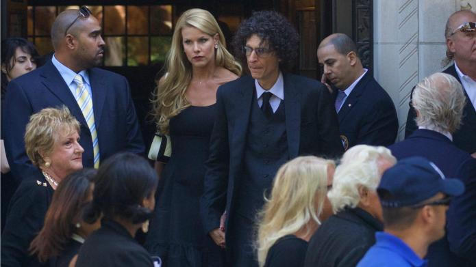 Joan Rivers would have loved Howard