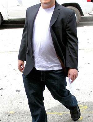 Actor Jack Black seen heading to