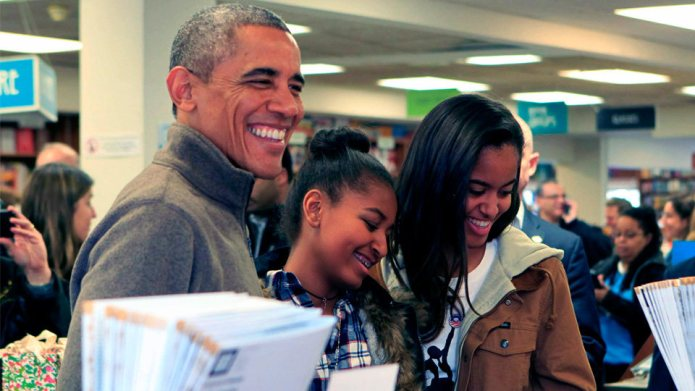 Obama is officially America's favorite dad