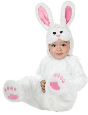 Bunny Halloween Costume for Babies