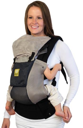 Lillebaby baby carrier - Ryan Reynolds