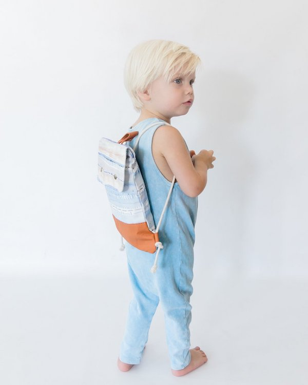 Baby Clothes We Wish We Could Wear Ourselves: Grounded Company Backpack