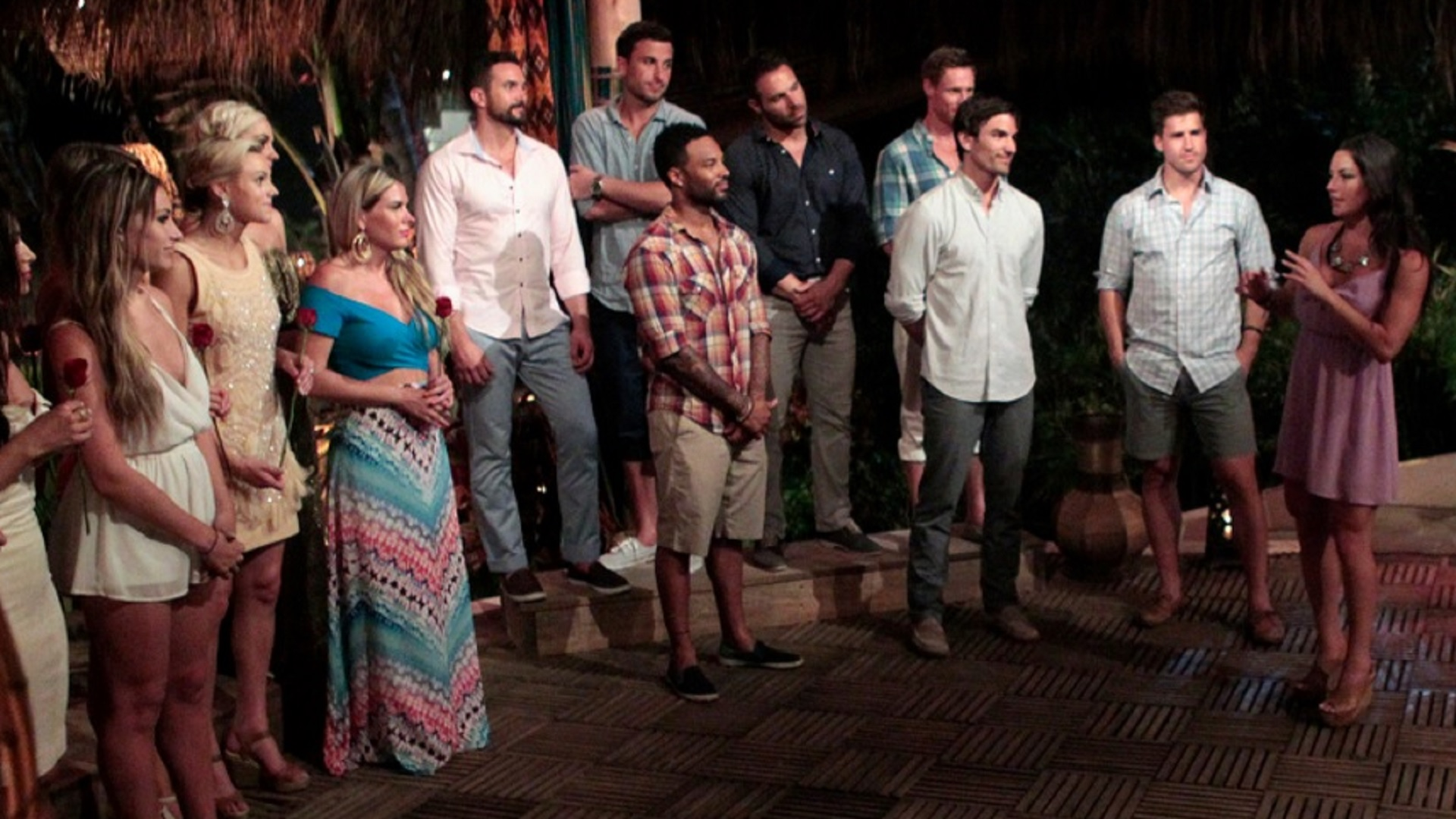Bachelor in paradise premiere
