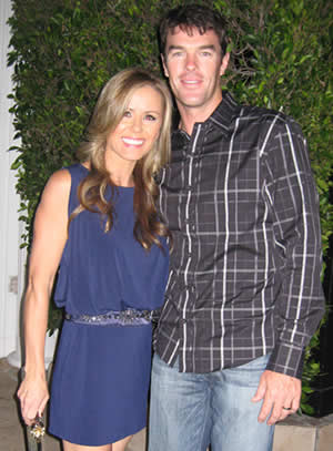 Bachelorette Trista and husband Ryan Sutter